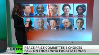 Nobel Prize  A tale of ignoble peace laureates   TruthTheory