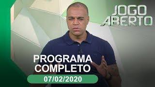 Jogo Aberto - 07/02/2020 - Programa completo