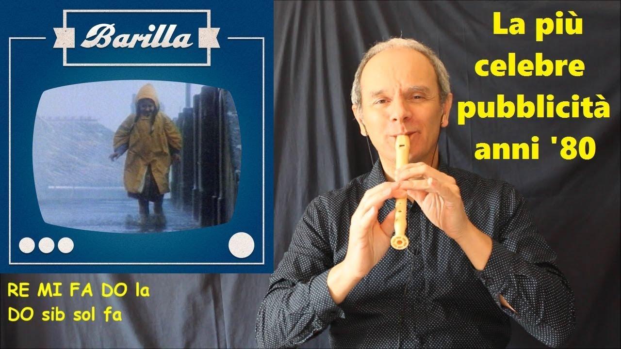 Vangelis Hymne La Mitica Sigla Della Pasta Barilla Anni 80
