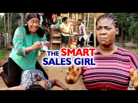 Download THE SMART SALES GIRL FULL MOVIE -  Mercy Johnson Latest Nigerian Movie Nollywood Full HD