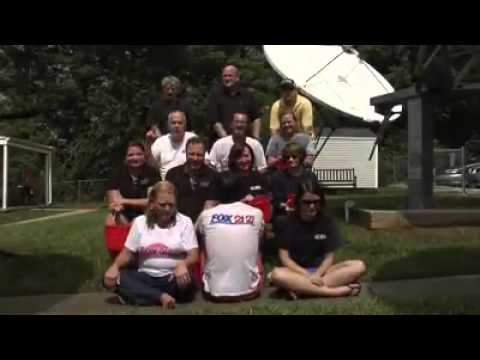 WFXR FOX 21/27 ALS ice bucket challenge