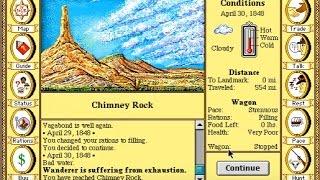Oregon Trail (Macintosh game 1991)