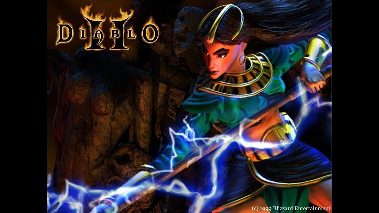 Diablo2 Let S Play Hell2 Sorceress Untwinked Andy Will Die