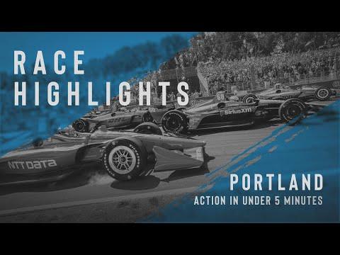 2021 RACE HIGHLIGHTS // GRAND PRIX OF PORTLAND