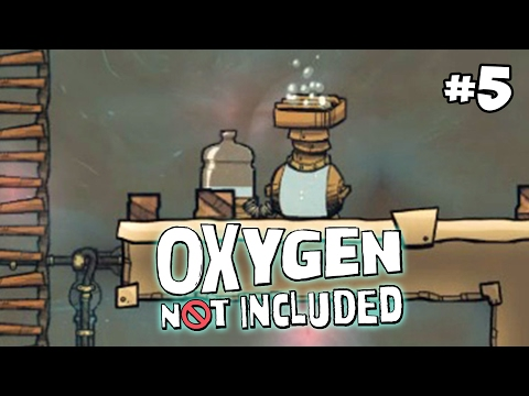 Carbon Dioxide Problems & Electrolyzers - Oxygen Not Included Gameplay - Part 5