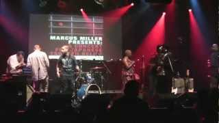 Marcus Miller Presents: A Concert for Japanese Tsunami Relief with Angelique Kidjo