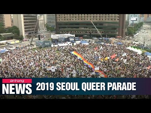 20th Seoul Queer Parade Held In Seoul Calling For Equal Right, Mixed Reaction On The Event