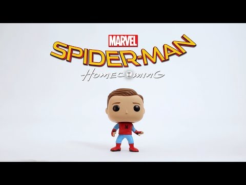 New Spider-Man Homecoming toys at Walmart!