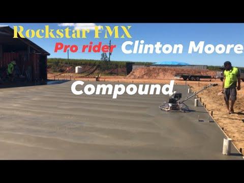 Most extreme concrete slab ever