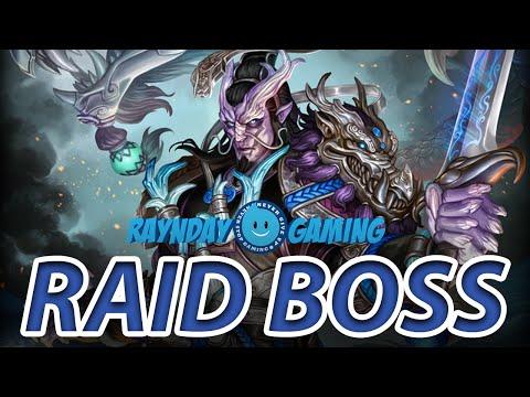 RAID BOSS! 1v5 Ao Kuang Raid Boss DOMINATION! (SMITE GAMEPLAY)