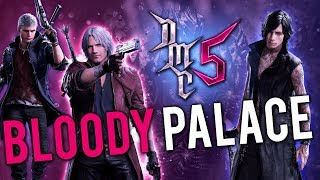 Devil May Cry 5 - Bloody Palace - Dante