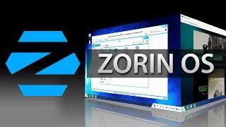 A Tour of Zorin OS 8 #ComputerClan