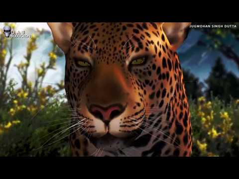 "CGI ANIMATED SHORT FILM  ""THE LAST LEOPARD""- by UAB Production"