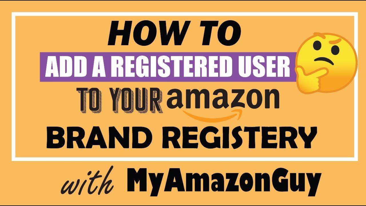 brand registry amazon
