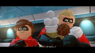 LEGO INIEMAMOCNI GRA PO POLSKU! (2) ELASTYNA POWRACA