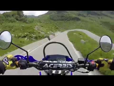 2nd Episode | San Marco Pass - [RAW Extended Video] - Wr125x