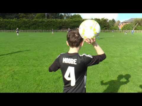 Newell Academy 2004 2 V 3 Ballymoney United (Friendly, 1st Oct 2016)
