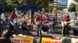 Chicks@中野ミュージックフェス  『スイミン不足』 オリジナルver