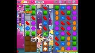 Candy Crush Saga - level 1242 (3 star, No boosters)