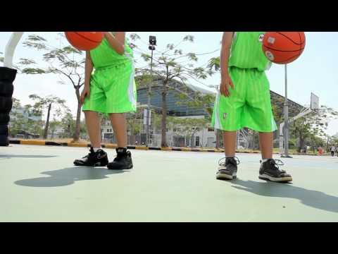 NESTLÉ MILO - Bóng rổ - kỹ thuật nhồi bóng