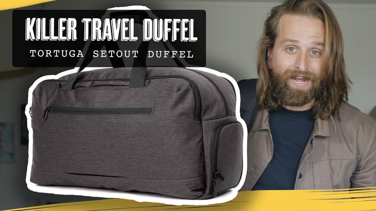 The Best Max Carry On Duffel Bag You