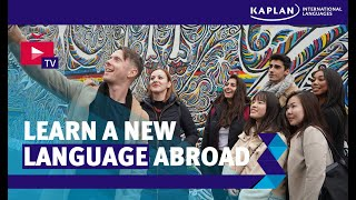 Learn a New Language Abroad | Kaplan International Languages | Studying With Kaplan