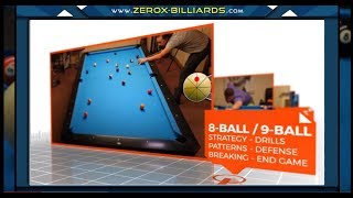 Pool Instruction Videos - Zero X - Pool Lessons on Patreon