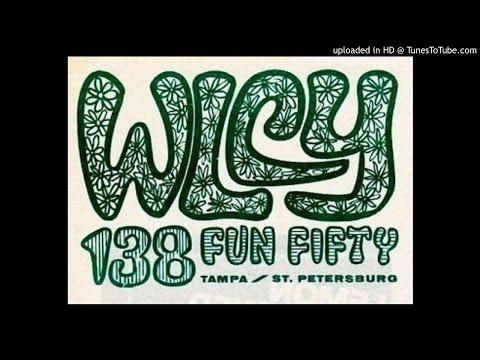 "WLCY Tampa - Radio 138 - 8/10/68 - Mark ""Electric"" Edward"