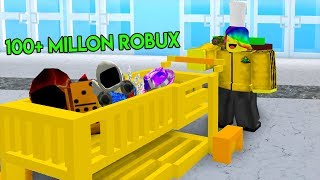 ROBLOX SHOPPING SIMULATOR *BUYING EVERYTHING!*