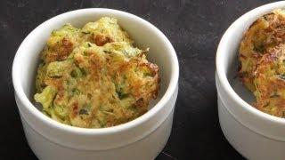 Vegan Zucchini Fritters Recipe