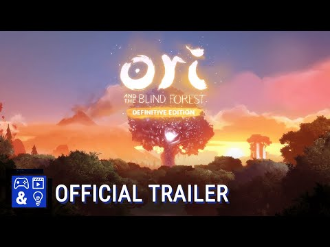 Ori and the Blind Forest Definitive Edition - Launch Trailer