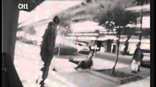 Bum Attack!!!  Hogan Street, Downtown Jacksonville, FL