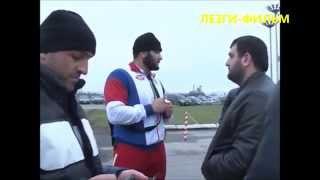 Рагим Алиев магарамкентский кикбоксер Rahim Aliyev Lezgian kickboxe