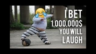 I Bet 1 000 000$ You Will LAUGH 2019
