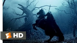 Sleepy Hollow Movie CLIP The Horseman Emerges HD