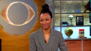 """Sonequa Martin-Green on """"Star Trek: Discovery"""" and its diverse cast"""