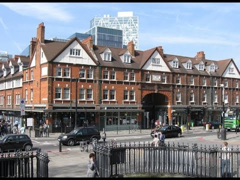 Places to see in ( London - UK ) Old Spitalfields Market