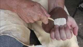 The Basics of Flintknapping! Preparing Platforms & Notching! by Paleoman52 thumbnail