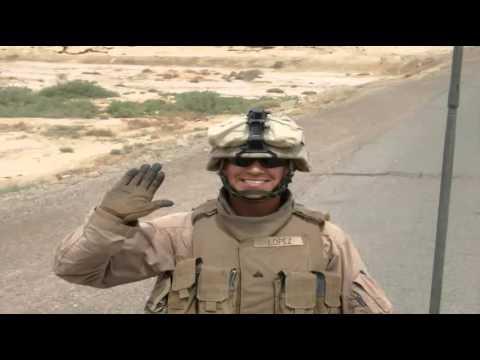 1st BN 12th Marines Iraq