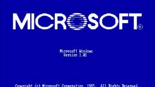 Microsoft Windows Logo History (1985-Present)