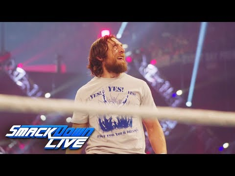 How Daniel Bryan's homecoming led to a showdown with The Miz: SmackDown LIVE, Aug. 14, 2018
