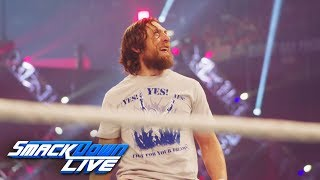 Daniel Bryan's return to the ring had the WWE Universe begging for ...
