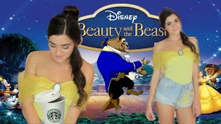 If Disney Princesses were Real -  Belle from Beauty and the Beast Thumbnail