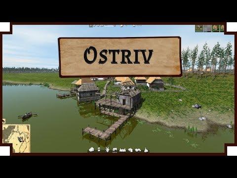 Ostriv - (Colonial Village / City Builder Game)