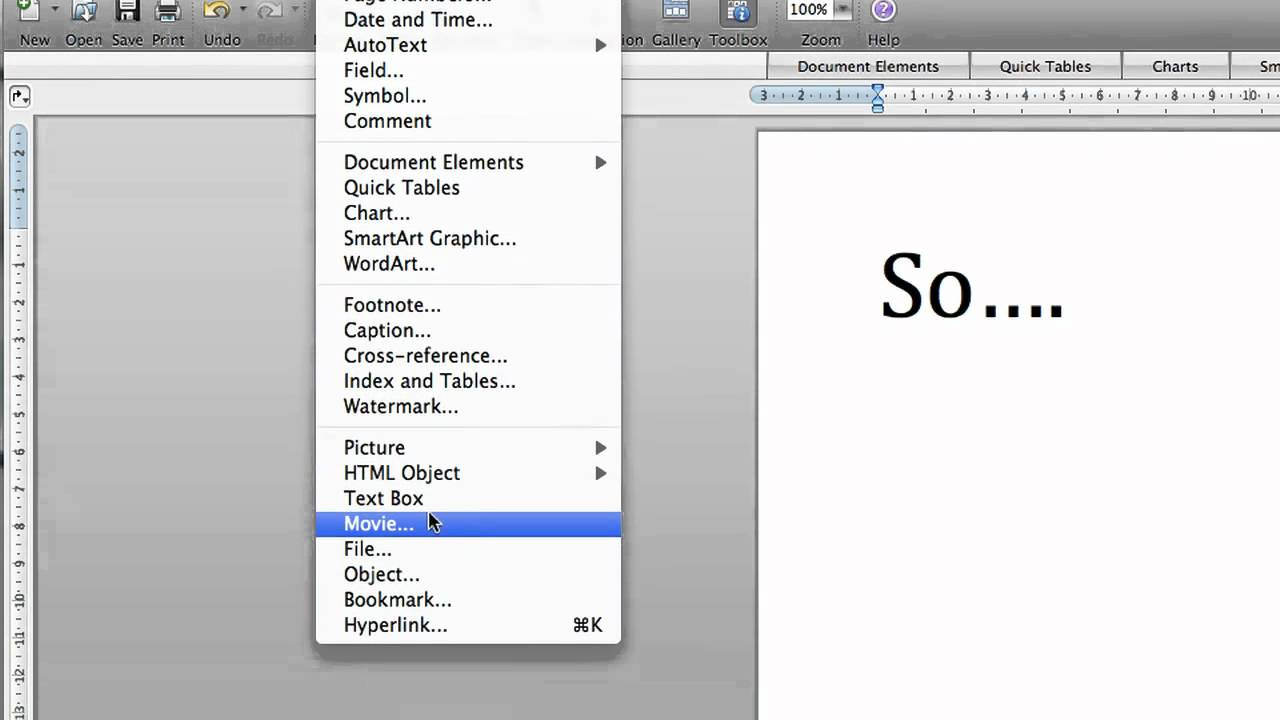 how to word count on office mac
