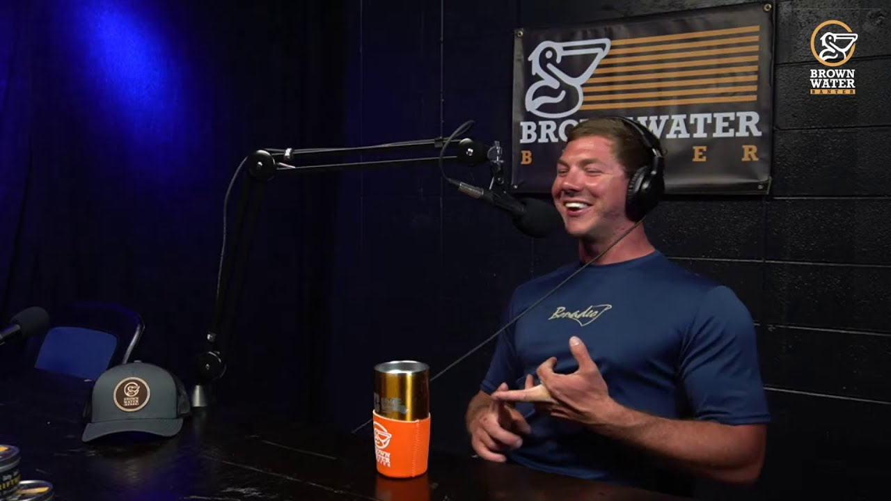 Brown Water Banter Ep 69| Devin Weaver from South Eastern Sportfishing Company