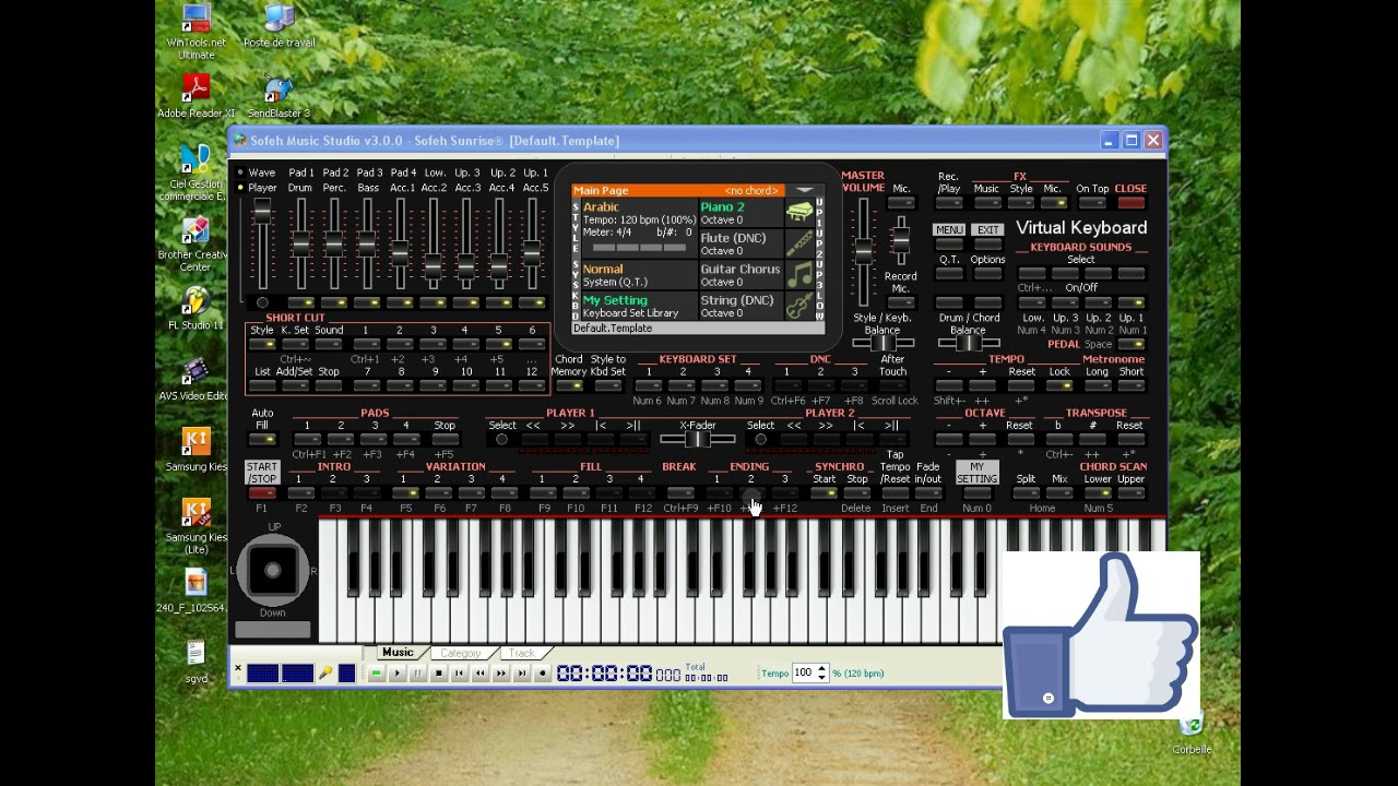 How to download Korg pa4x for computer