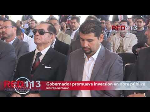 VIDEO Promover y proteger inversión en obra pública para reactivar economía: Silvano Aureoles