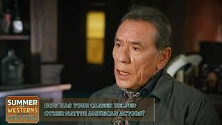 Wes Studi On His Role In Native American Cinema - HDNET MOVIES