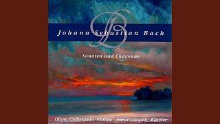IV. Presto (Sonate für Violine und Cembalo) (Klavier)
